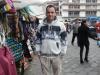 Sander in zijn potentiële nieuwe trui