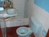 De vieze badkamer