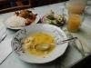 Een complete maaltijd voor 4 sol