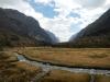 Laatste stukje in de prachtige vallei
