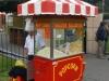 Popcornstandje op straat