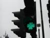 Geluks-stoplicht