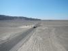 De Panamericana highway (die de hagedis halveert, niet zichtbaar op foto)