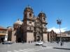 Kerk op Plaza de Armas