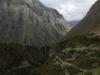 De prachtige omgeving en het pad
