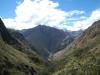 Het prachtige uitzicht tijdens mijn klim