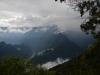 Geweldig uitzicht op het dal