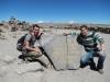 Sander en Jeroen op 4910 meter