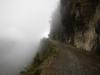 De mist maakt er een bijzondere ervaring van