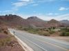 Prachtig landschap op weg naar Uyuni