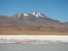 ... met prachtige bergen op de achtergrond