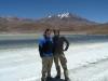 Twee avonturiers onderweg