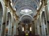 Ook van binnen is de kerk indrukwekkend