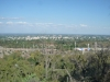 Het uitzicht vanaf de bergtop