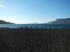 We bezoeken nog het strand van Pucon
