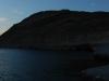 De zonsondergang, helaas zonder walvissen
