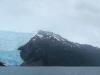 Eén van de enorme gletsjers