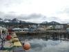 De haven van Ushuaia