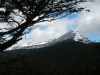 Ook hier weer besneeuwde bergen