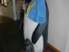 De (geleerde) pinguin die niet van kou hield