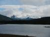 Daar zien we Chileense bergen liggen