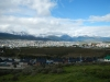 Uitzicht over Ushuaia