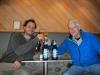 Een laatste Argentijns biertje op het vliegveld