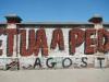 Ook hier kennen ze grafiti