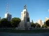 Het midden van Bahia lanca