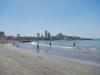 Het rustige strand