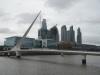 Stukje brugarchitectuur van onze Calatrava, wie kent hem niet...