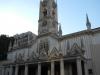 De eerste kerk van La Plata