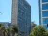 Naast veel oudbouw zien we ook veel nieuwbouw in Montevideo