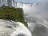 Stromend en vallend water, overal waar je kijkt
