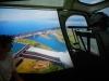 Tijdens onze helicoptervlucht hebben we een praachtig uitzicht