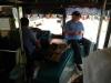 De bus terug naar Ciudad del Este, we zijn weer in een ontwikkelingsland!