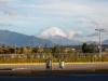 Vulkaan Cotopaxi vlakbij Quito, met zijn 5897 meter hoogte een van de hoogste actieve vulkanen ter wereld
