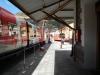 Het stationnetje en de trein