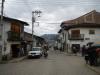Op straat in Sigsig