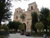 Oude kerk in het het centrum van Cuenca