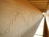 Een hele muur vol met patronen