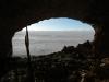 De oude zeegrot die we bezoeken