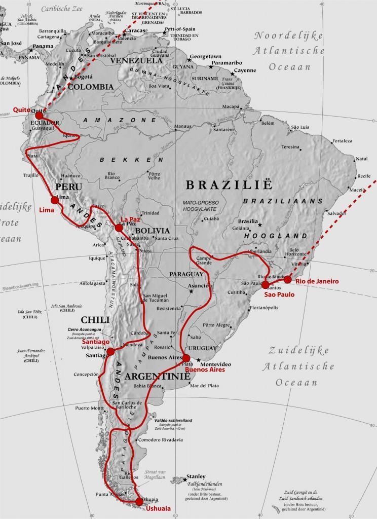Rondreis-Zuid-Amerika